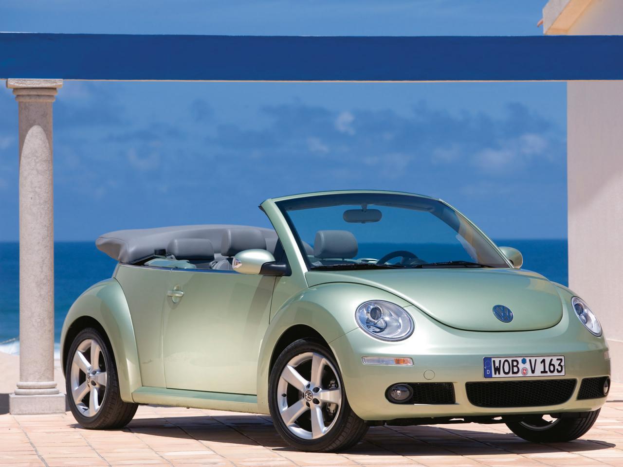 2005 vw volkswagen beetle ii new beetle beetle 2005 28