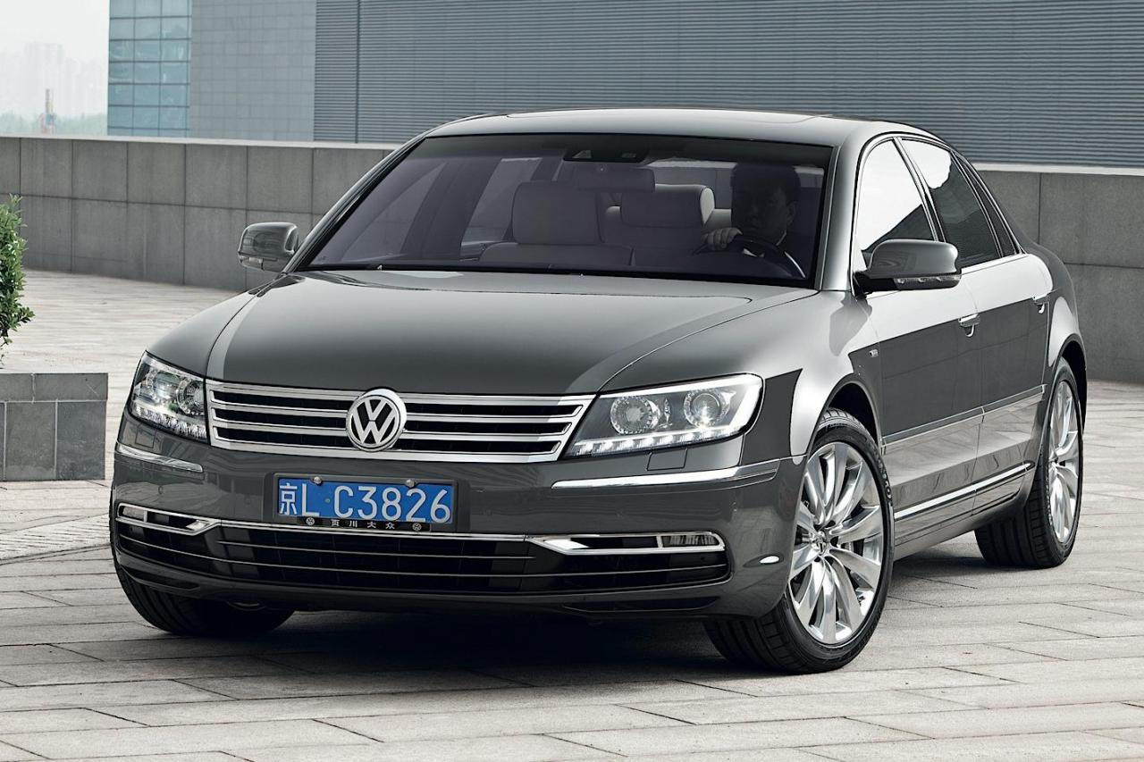 vw volkswagen phaeton. Black Bedroom Furniture Sets. Home Design Ideas