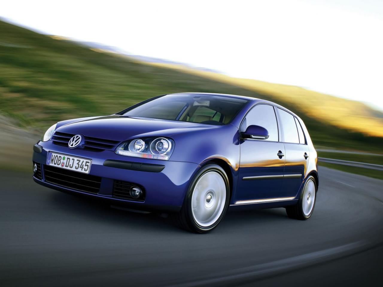 2004 Vw Volkswagen Golf A5 Typ 1k