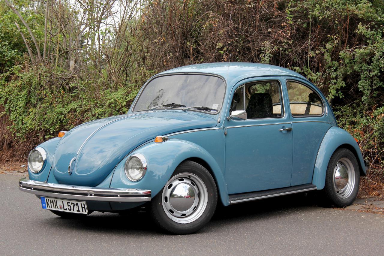 Vw Volkswagen Beetle I Generation 1